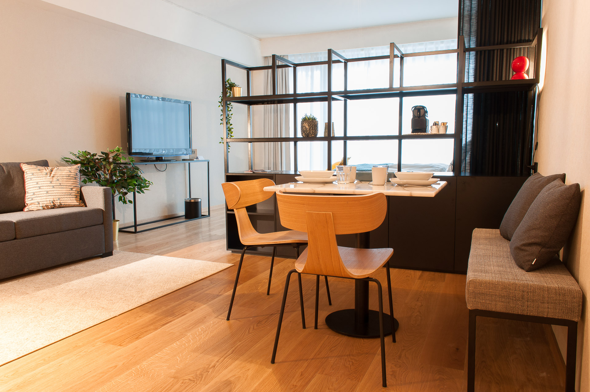 Chambre Deluxe Executive Anvers PREMIER SUITES PLUS Antwerp